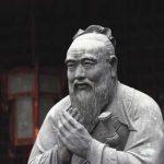 Konfuzius, 551 v. Chr. bis 479 v. Chr.